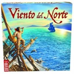 Viento del norte juego de mesa de la editorial Devir disponible en Lámpara Mágica Shop Sevilla
