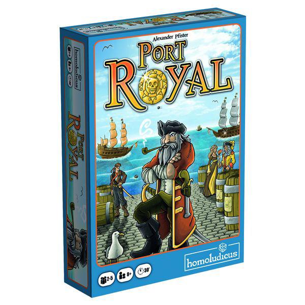 port royal juego de mesa