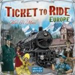 Aventureros al Tren Europa juego de mesa Eurogame para todos los públicos. Traza rutas de trenes por Europa para alcanzar tus objetivos de destino. Un juego de mesa disponible en oferta en Lámpara Mágica Shop. Estamos en Sevilla.