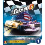 Formula D Secring y Chicago