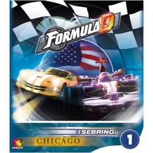 Formula D Secring y Chicago