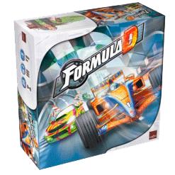 Formula D juego de mesa