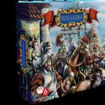 Plus Ultra la corte del emperador carlos V juego de mesa editorial Meridiano 6 disponible en Lámpara Mágica Shop Sevilla