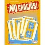 ¡No gracias! no gracias es un juego de cartas de apuestas disponible en Lámpara Mágica Shop