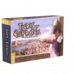 Tigris y Eufrates juego de mesa editorial Devir disponible en Lámpara Mágica Shop Sevilla