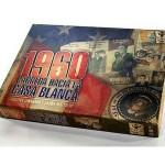 1960 carrera hacia la casa blanca juego de mesa de estrategia disponible en Lámpara Mágica Shop Sevilla