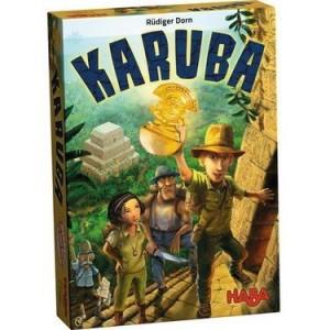 Karuba juego de mesa de aventuras de la editorial HABA disponible en Lámpara Mágica Shop Sevilla