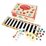 Savannah café juego de mesa infantil editorial Morapiaf disponible en Lámpara Mágica Shop Sevilla