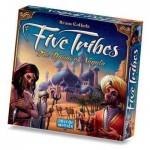 Five Tribes es un juego de mesa disponible en Lámpara Mágica Shop Sevilla
