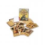 Los pilares de la tierra el juego de cartas juego de mesa disponible en Lámpara Mágica Shop Sevilla
