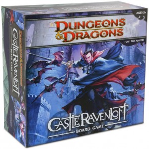 Castle Ravenloft Dungeons and Dragons the Boardgame disponible en Lámpara Mágica Shop Sevilla