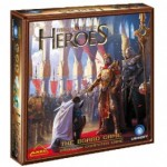 Might & Magic Heroes The Boardgame juego de mesa disponible en Lámpara Mágica Shop Sevilla