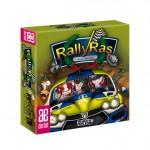 RallyRas juego de mesa divertido para echar unas risas en una loca carrera de coches por equipos disponible en Lámpara Mágica Shop Sevilla