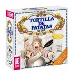 Tortilla de patatas the game juego de cartas para todos los públicos disponible en Lámpara Mágica Shop Sevilla