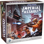 Imperial Assault Star Wars es un juego de aventuras en el Universo Star Wars en castellano disponible en Lámpara Mágica Shop Sevilla