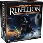 Star Wars Rebellion juego de mesa editado por Edge en castellano para 2 a 4 jugadores ¡decide el destino de la Galaxia! disponible en Lámpara Mágica Shop Sevilla