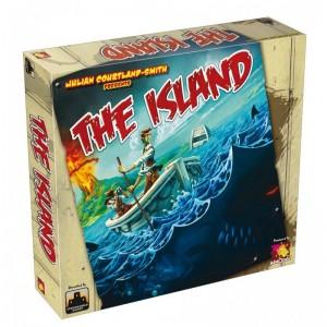 The island juego de mesa editado por Asmodee en España disponible en Lámpara Mágica Shop Sevilla