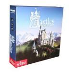 Castles of Mad King Ludwig es un juego de mesa para 1 a 4 jugadores disponible en Lámpara Mágica Shop Sevilla