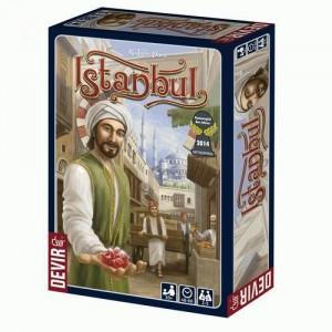 Istanbul juego de mesa premiado Kennerspiel des Jahres 2014 disponible en Lámpara Mágica Shop Sevilla