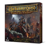 Warhammer Quest el juego de aventuras de cartas cooperativo para 1 a 4 jugadores disponible en Lámpara Mágica Shop Sevilla