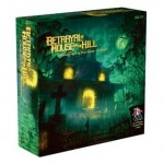 Betrayal at house on the hill juego de mesa exploración de una casa encantada aventura de terror disponible en Lámpara Mágica Shop Sevilla
