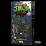 Cthulhu Realms es un juego de cartas de construcción de mazos del universo Mitos del Cthulhu para 2 a 4 jugadores disponible en Lámpara Mágica Shop Sevilla