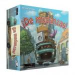 De mudanzas es un juego de mesa editado por Homoludicus en castellano para todos los públicos disponible en Lámpara Mágica Shop Sevilla