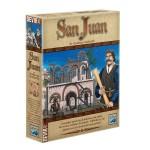 San Juan juego de cartas versión más ligera de Puerto Rico disponible en Lámpara Mágica Shop Sevilla