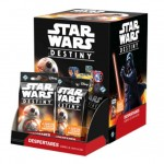 Star Wars Destiny caja de sobres ampliación Despertares disponible en Lámpara Mágica Shop Sevilla