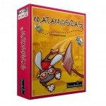 Matamoscas es un juego de mesa de la editorial Homoludicus de rapidez y reflejos disponible en Lámpara Mágica Shop Sevilla