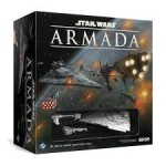 Star Wars Armada un juego de mesa de batallas espaciales entre la Alianza Rebelde y el Imperio disponible en Lámpara Mágica Shop Sevilla