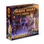 Mage wars arena en castellano editado por Devir, un juego para dos jugadores que protagonizarán un duelo entre hechiceros disponible para comprar en Lámpara Mágica Shop Sevilla