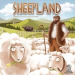 Sheepland es un juego de mesa para 2 a 4 jugadores que competirán por tener los mejores rebaños y pastos disponible para comprar en Lámpara Mágica Shop Sevilla