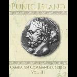 Punic Island es la tercera entrega Campaign Commander III y nos traslada a la guerra entre Roma y Cartago. El dominio del mar será la clave del conflicto de la I Guerra Pública. Disponible para comprar en Lámpara Mágica Shop Sevilla.