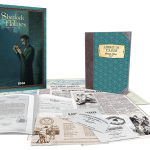 Queen's Park es una expansión de Sherlock Holmes detective asesor que trae nuevos casos para resolver. Disponible para comprar en Lámpara Mágica Shop Sevilla.