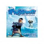 Pingüinos es un juego de mesa para toda la familia. Consigue el máximo número de peces antes de que el hielo se derrita. Disponible para comprar en Lámpara Mágica Shop Sevilla.