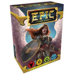 Epic juego de cartas de combates de ambientación fantástica editado por Devir en castellano. Disponible para comprar en oferta en Lámpara Mágica Shop Sevilla.