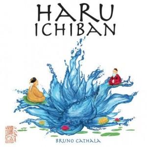 Haru Ichiban, primer viento de primavera. Compite por conseguir el título de jardinero imperal. Construye armoniosas combinaciones en tu jardín de nenúfares. Un juego de mesa para dos jugadores disponible para comprar en oferta en Lámpara Mágica Shop Sevilla.