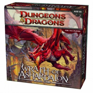 Wrath of Ashardalon un juego de mesa de exploración de mazmorras ambientado en el universo Dungeons & Dragons. La segunda entrega tras Castle Ravenloft, disponible en oferta en Lámpara Mágica Shop Sevilla.