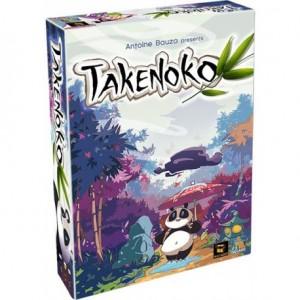 Takenoko es un juego de mesa editado por Asmodee en castellano. Los jugadores competirán por ser los jardineros que planten la mayor parcel ade bambu evitando que el hambriento panda acabe con ella. Un juego de mesa ideal para todos los públicos, disponible en Lámpara Mágica Shop Sevilla.