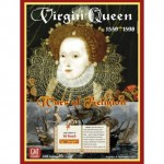 Virgin Queen: Wars of Religion 1559-1598 es un juego de estrategia para dos a seis jungadores. Disponible para comprar en oferta en Lámpara Mágica Shop Sevilla.