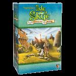 Isle of Skye, un juego de mesa de colocación de losetas y subastas en el que tendrás que estar atento al desarrollo de tu clan y al de los demás jugadores. Disponible para comprar en oferta en Lámpara Mágica Shop. Estamos en Sevilla.