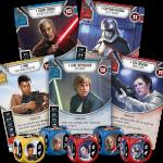 Star Wars Destiny, juego de cartas y dados disponible para comprar en oferta en Lámpara Mágica Shop. Estamos en Sevilla.