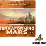 Terraforming Mars es un juego de mesa en el competiremos por transformar Marte en un planeta habitable: Ha sido nominado al galardón Kennerspiel des Jahres 2017. Edición en castellano disponible en Lámpara Mágica Shop Sevilla. ¡Aprovecha esta oferta de lanzamiento!