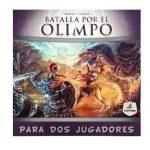 Batalla por el Olimpo es un juego de mesa en el que dos jugadores competirán por conseguir un trono en la morada de los Dioses. Disponible para comprar en oferta en Lámpara Mágica Shop. Estamos en Sevilla.