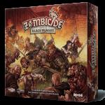 Zombicide: Black Plague es un juego cooperativo en el que los jugadores se enfrentan a hordas de zombis manejadas por el propio juego, disponible para comprar en oferta en Lámpara Mágica Shop Sevilla.