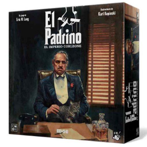 El padrino: El imperio Corleone es un juego de mesa de 2 a 5 jugadores, en el que competirán por conseguir que su familia sea la más poderosa de la Nueva York de los años 50. Disponible para comprar en oferta en Lámpara Mágica Shop. Estamos en Sevilla.