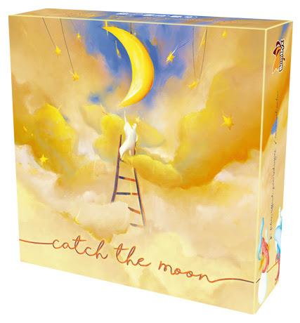 Catch the Moon es un juego de mesa que nos transporta a un maravilloso sueño. Sube hasta la luna en una escalera. Un juego de mesa para toda la familia, disponible para comprar en oferta en Lámpara Mágica Shop. Estamos en Sevilla.
