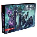 Tyrants of the Underdark es un juego de mesa ambientado en el mundo de Dungeons & Dragons.