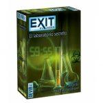 Exit el laboratorio secreto es la tercera entrega de la serie. Un juego de mesa cooperativo para 1 a 6 jugadores, que vivirán un Escape Room en su propio salón. Disponible para comprar en oferta en Lámpara Mágica Shop. Estamos en Sevilla.